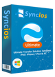 Product box of syncios